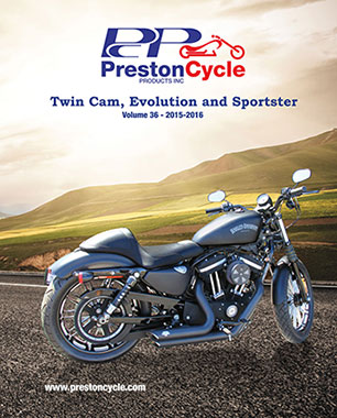 2015 Twin Cam, Evolution and Sportster