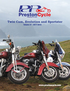 2017-2018 Twin Cam, Evolution and Sportster